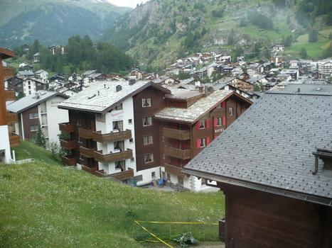 Télécabines prisées: Zermatt vend 50 bennes en cinq jours | transports par cable - tram aérien | Scoop.it