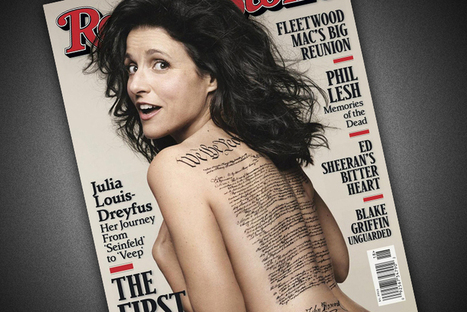 Julia Louis-Dreyfus' naked victory | Miscellaneousss | Scoop.it
