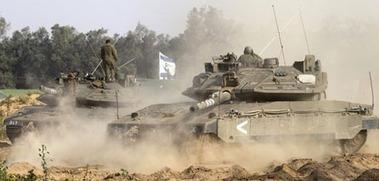 Israeli forces attack many areas across Gaza, no injuries - Ezzedeen Al-Qassam Brigades | Occupied Palestine | Scoop.it