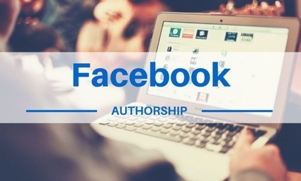 Facebook lance son Authorship ! | SEO - référencement | Scoop.it