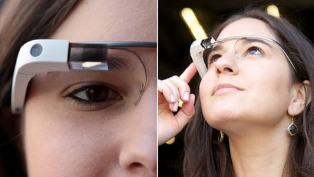 Google Glass: What They Can, Can't Do | Mobile Tools | Scoop.it
