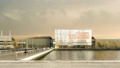 Spie batignolles réalise le Palais des Congrès du Havre   Tout sur les Foires, Congrès et Salons   Scoop.it