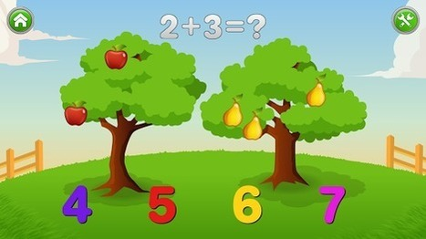Kids Numbers and Math FREE - Aplicacions d'Android a Google Play | Tauletes a l'aula | Scoop.it