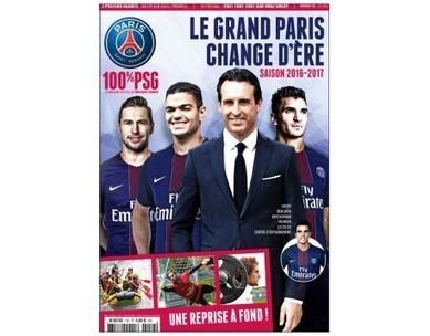 Magazine 100% PSG numéro 152 - Juillet 2016 | Foire à Tout | Scoop.it