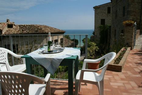 Holiday House Rental in Le Marche: Casa Bellavista, Cupra Marittima | Le Marche Properties and Accommodation | Scoop.it