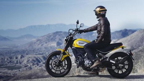 Most fascinating motorbike of 2014: Ducati Scrambler | Ductalk Ducati News | Scoop.it