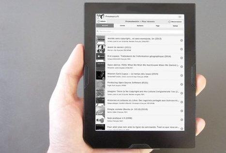 Lire librement avec Framabookin | Gazette du numérique | Scoop.it