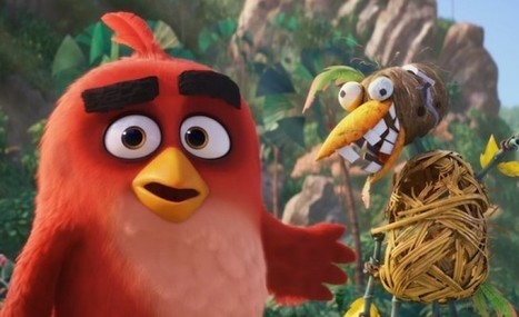 John Cohen Talks Adapting The Beloved 'Angry Birds' Mobile Game Into A Film | mxdwn Movies | Business Video Directory | Scoop.it