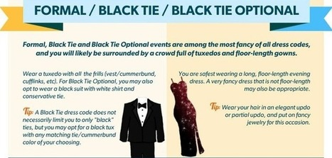 Dress For Success : Dress Codes Demystified | Fashion | Scoop.it
