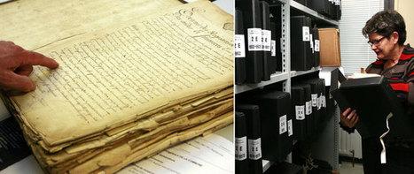 Les archives départementales - Conseil Général de la Haute Garonne   Les organisations de la documentation et de l'information   Scoop.it