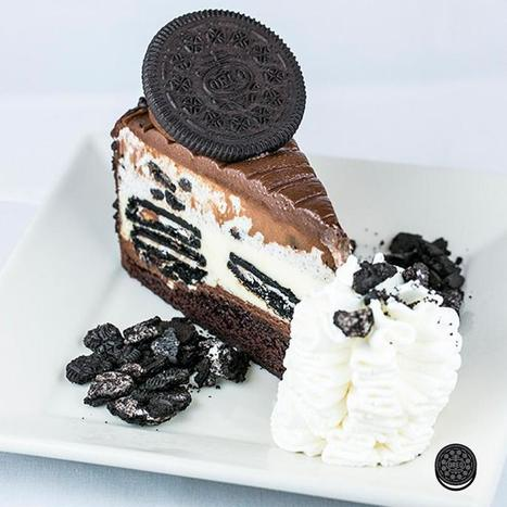 Twitter / Oreo: It's #Cheesecake Day. But please, ... | Oreo | Scoop.it