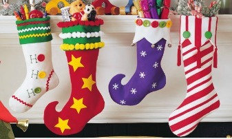 Holiday Lookbook | Butterick Patterns | Christmas stocking ideas | Scoop.it