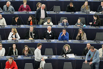 Europa: Wat valt er te kiezen voor de Nederlandse waterprofessional? | Bodem en Water | Scoop.it