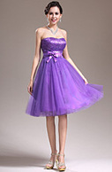 [USD 98.56] eDressit 2013 New Lovely Strapless Sequins Purple Cocktail Dress Party Dress (04135206) | edressit collection | Scoop.it
