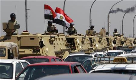 Egypt army kills hope: female presidential candidate | Coveting Freedom | Scoop.it