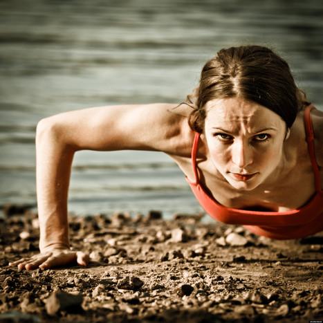 Meditation: America's New Pushup | Meditatie & gezondheid | Scoop.it