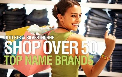 Shopping at Outlets at Silverthorne | Colorado Fun Spots (Denver Metro and West) | Scoop.it