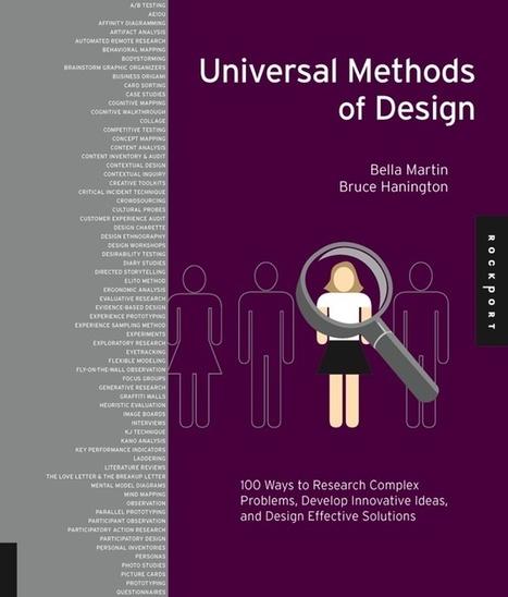 "Book Review - ""Universal Methods of Design""   UX Magazine   Designing  service   Scoop.it"