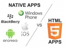 Native apps are losing sheen in the enterprise arena - Mobile ... | Web mobile applications | Scoop.it