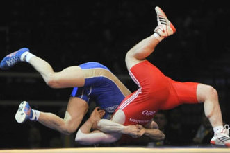 Greek track and field federation voices support for wrestling in Olympics | Current Events in Greece | Scoop.it