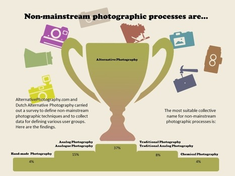 Survey result: Non-mainstream photographic processes are… Name it! | L'actualité de l'argentique | Scoop.it