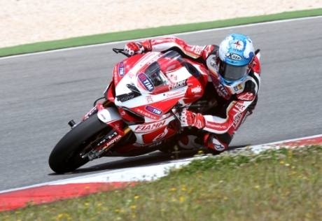 Team SBK Ducati Alstare | Friday at Portimao | Ductalk Ducati News | Scoop.it