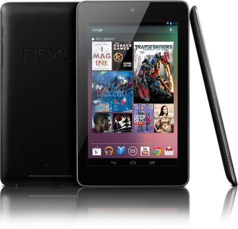 Google debuts tablet at developer conference | Tablet PCs | Scoop.it