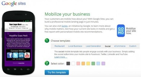 8 Mobile SEO Tools Provided for Free by Google | Mobile Search Marketing | Scoop.it