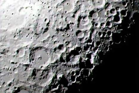 How did the moon get there? NASA videos explain.   Chasem18   Scoop.it