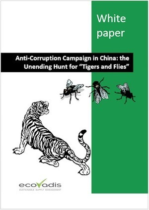 Tigers and Flies: Progress in China's Anti-Corruption Campaign | Sustainable Supply Views | Sustainable Procurement | Scoop.it