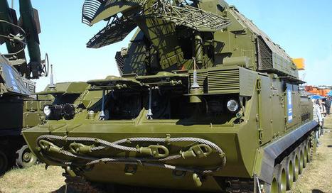 Des missiles nouveaux pour le système anti-aérien Tor - Voix de la Russie   Military news   Scoop.it