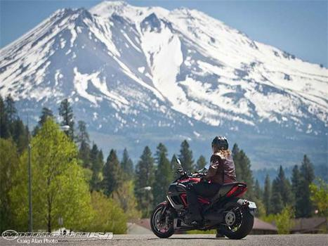 King of the Mtn - 2012 Ducati Diavel vs Shasta | motorcycle-usa.com | Ductalk Ducati News | Scoop.it