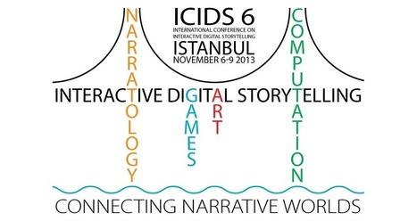 Call for Papers | ICIDS 2013 | AAEEBL -- Digital Storytelling | Scoop.it