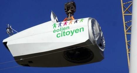 A Béganne, 1000 Morbihannais ont donné naissance au premier parc éolien citoyen de France | Mix énergétique | Scoop.it
