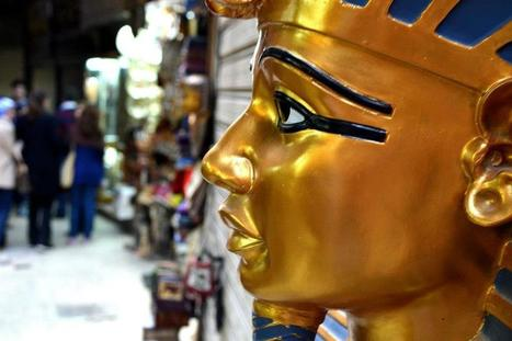 Egypt Bans Import of All Foreign Made Egyptian Souvenirs | Egyptology and Archaeology | Scoop.it