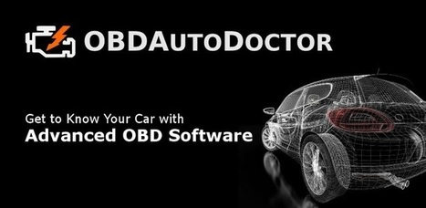 OBDAutoDoctor - Car OBD Tool - Applications Android sur GooglePlay | Android Apps | Scoop.it