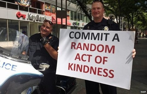 Can kindness movements make a difference? | Radical Compassion | Scoop.it