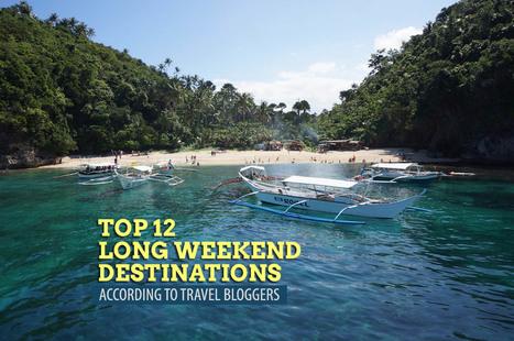 Top 12 Long Weekend Destinations from Manila (No Flights Needed) | The Poor Traveler | Philippine Travel | Scoop.it