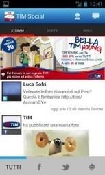 Facebook, Twitter e Foursquare in un'unica app con TIM Social [solo ... - SosTariffe | news from social network!!! | Scoop.it