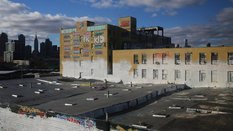Night Falls, and 5Pointz, a Graffiti Mecca, Is Whited Out in Queens | Hip-Hop : elsewhere news | Scoop.it
