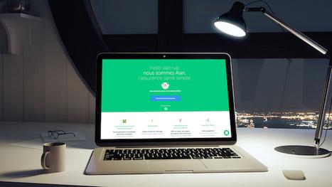 Alan, 12 millions d'euros pour faire passer l'assurance complémentaire santé à l'heure du digital | Culture numérique | Scoop.it