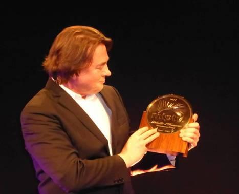Le PDG de la Channel One Russia reçoit la Médaille d'Honneur au MIPTV   Médias en Russie   Scoop.it
