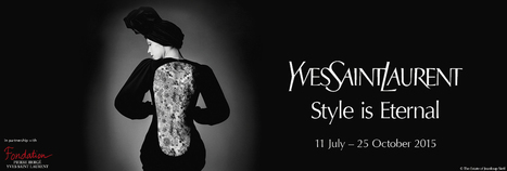 The Bowes Museum | Yves Saint Laurent: Style is Eternal | design exhibitions | Scoop.it