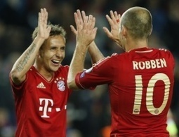 Bayern Munique: A junção do sucesso económico e desportivo | Marcas do Futebol | Scoop.it