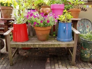 3 Great Tips for Container Gardening Drainage | Container Gardening | Scoop.it