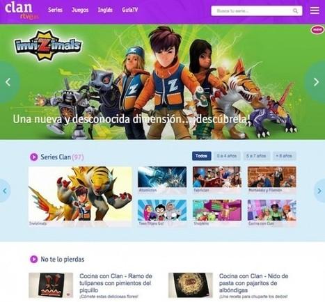 Clan ofrece una experiencia multiplataforma con control parental y más contenidos | Panorama Audiovisual | Big Media (Esp) | Scoop.it