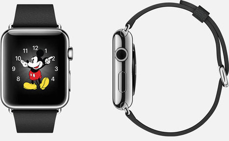 Apple Watch Homescreen look-alike to be available to Android Wear Users | Tech Buzz | Scoop.it