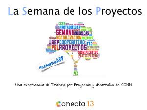 La Semana de los Proyectos. Una experiencia de innovación educativa | Curriculum | Scoop.it