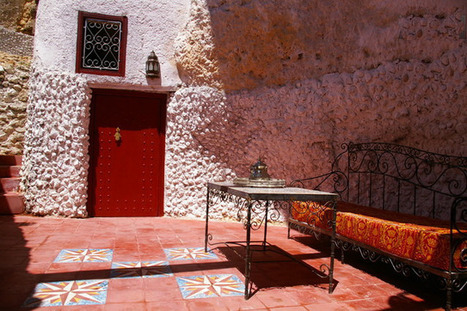 THE VIEW FROM FEZ: Cave-dwelling in Morocco | Cave Diving | Scoop.it