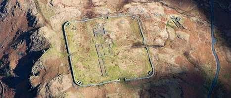 Hardknott Roman Fort | LVDVS CHIRONIS 3.0 | Scoop.it